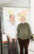 Claude Rutault and Lawrence Weiner