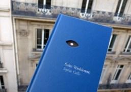 """Sophie Calle's original surveillance text """"Suite Venitienne"""" maps a city of hotels..."""