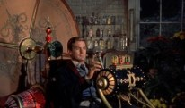 Olaf Breuning TV Takeover / The Time Machine (1960) – Time Differential