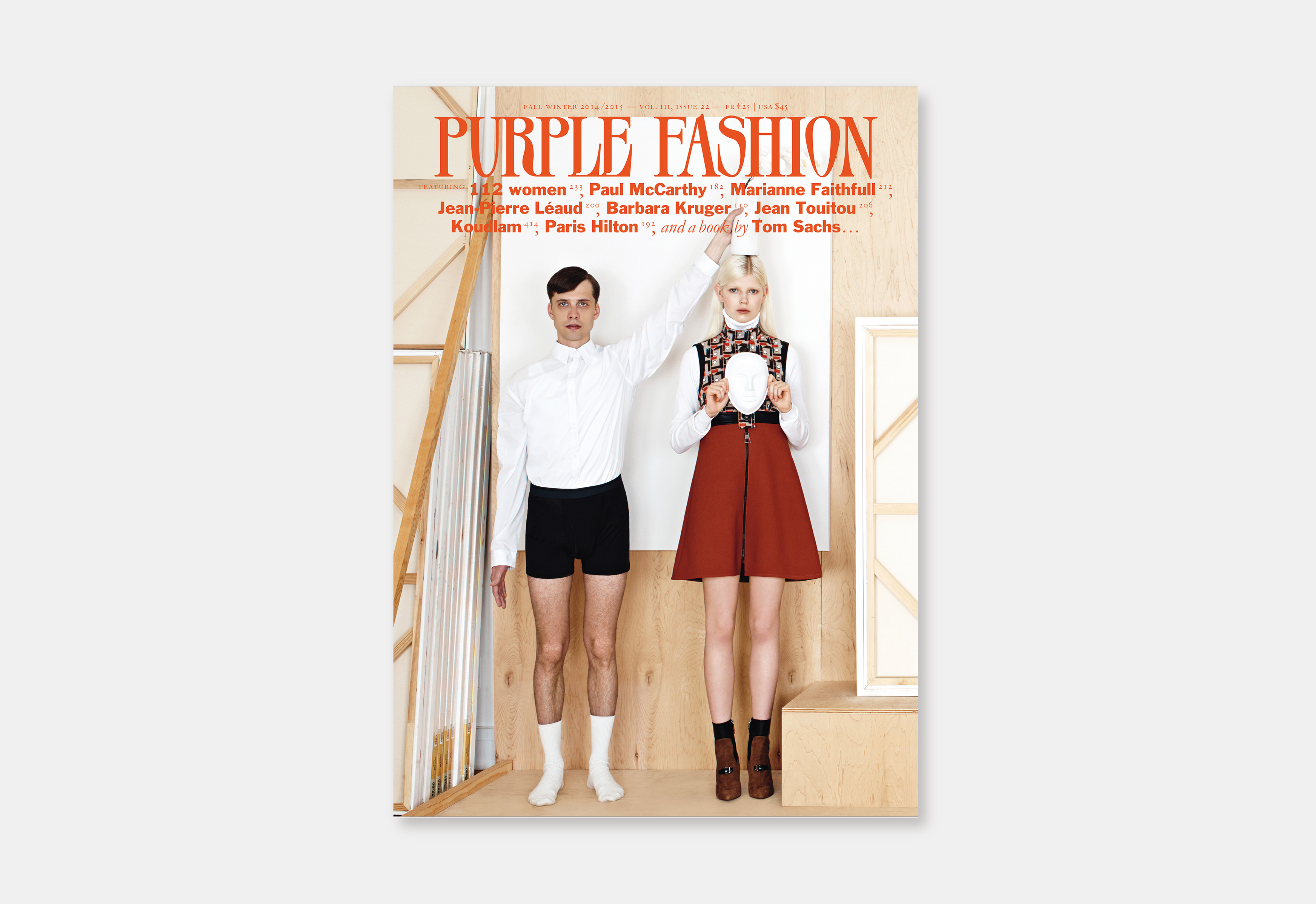 F/W 2014 issue 22