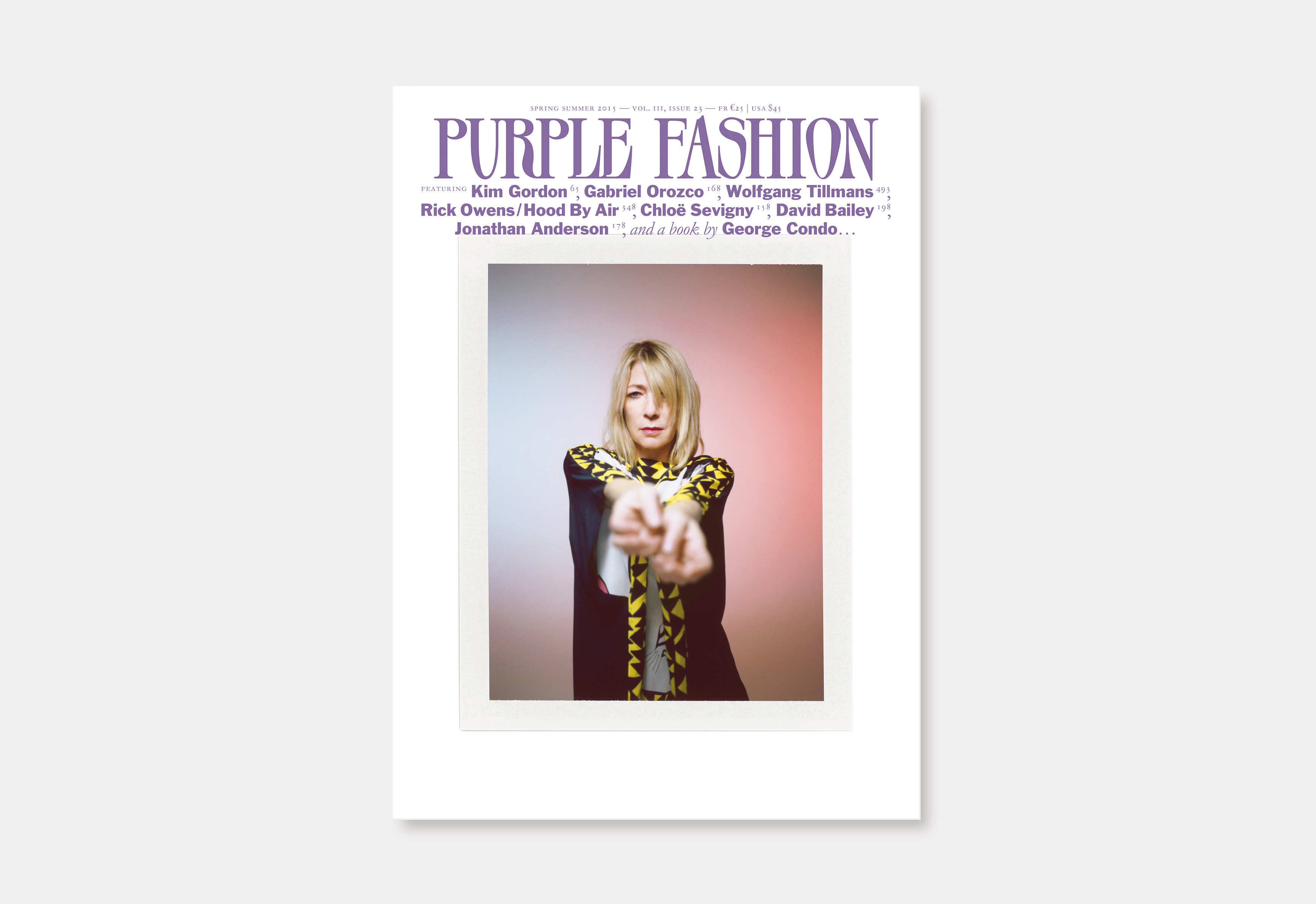 S/S 2015 issue 23