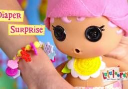 Alex Bag TV Takeover / Babies Diaper Surprise TV Commercial