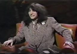 Alex Bag TV Takeover / Patti Smith interviewed by Tom Snyder (1978)