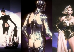Stephane Ashpool TV Takeover – Thierry Mugler Haute Couture F/W 1995 Full...