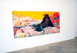 """Cy Gavin """"At Heaven's Command"""" solo exhibition at Sargent's Daughters gallery, New..."""