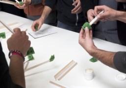 "Olafur Eliasson ""Green Light"" artistic workshop at Thyssen-Bornemisza Art Contemporary–Augarten, Vienna"