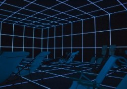 """Hito Steyerl """"Factory of the Sun"""" exhibition at MOCA, Los Angeles"""