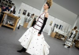 Chanel Haute Couture F/W 2017 show at Grand Palais, Paris