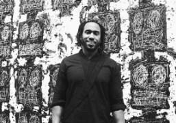 "Rashid Johnson ""Fly Away"" Exhibition at Hauser & Wirth, New York"