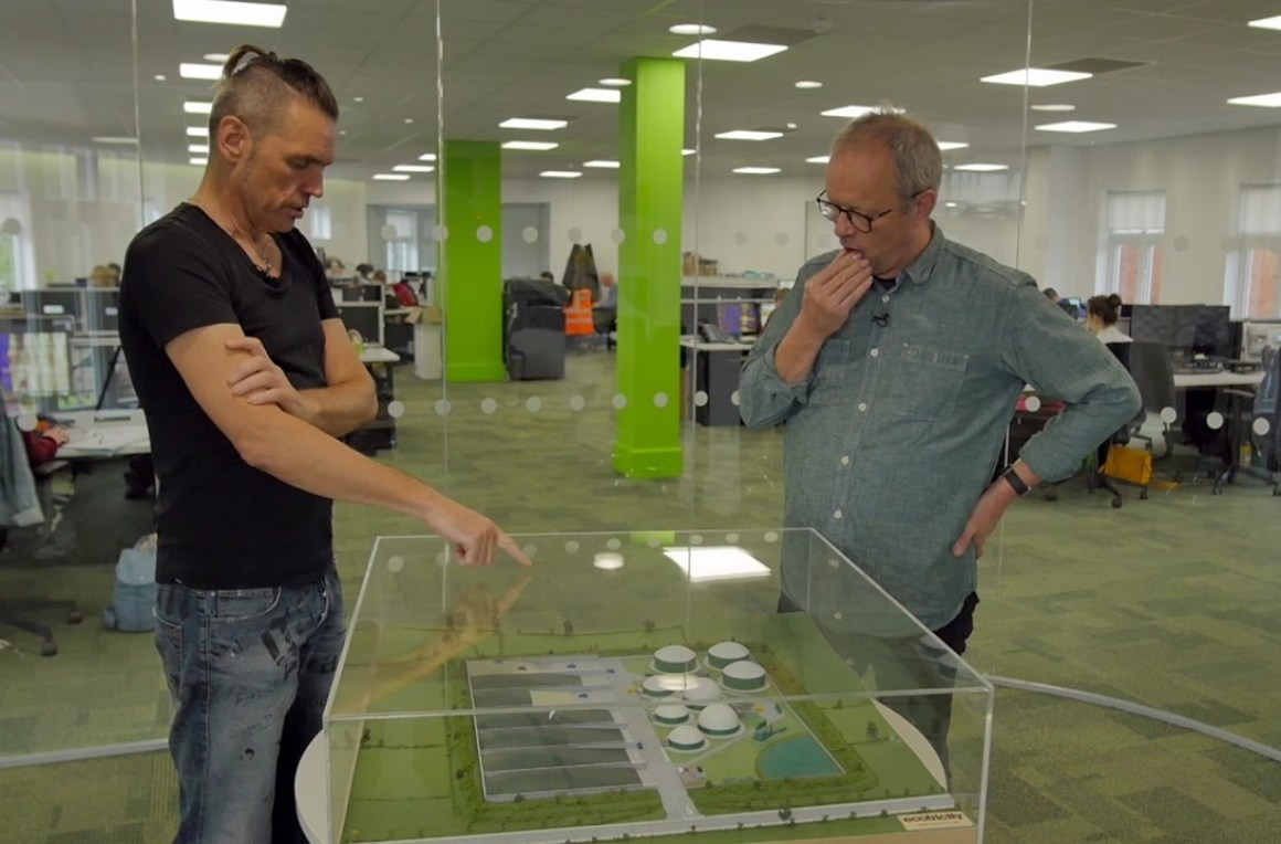 Vivienne Westwood TV Takeover – Green Gas Mills