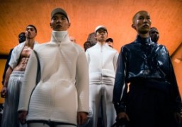 Cottweiler x Reebok F/W 2017 exclusive capsule collection presentation during Pitti Uomo...
