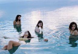 Alon Shastel documents Israeli youth in Yasmine Eslami's lingerie through their voyage...