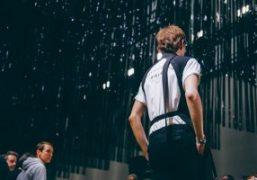 Dior Homme Men's S/S 2018 show at Grand Palais, Paris