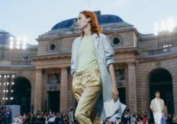 Berluti Men's S/S 2018 Show at La Monnaie de Paris, Paris
