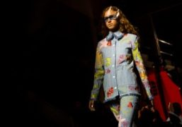 House of Holland S/S 2018 show at Topshop Show space, London