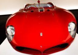 Ralph Lauren's Rare Car collection at Ralph's Garage in Bedford, New York