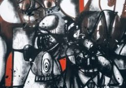 """George Condo """"Life is Worth Living"""" solo exhibition at Almine Rech Gallery,..."""