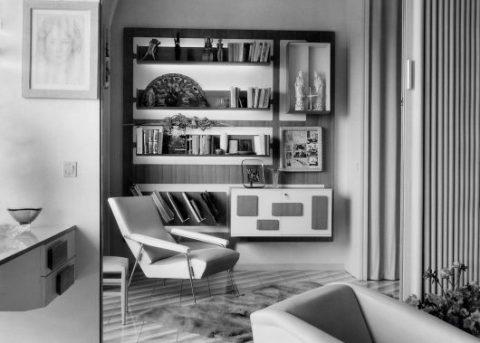 Gio Ponti Furniture Re-Edition Molteni&C