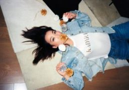 #houseofmolteni chapter 5 featuring multimedia video artist Yi Zhou shot by Cameron...