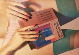 """Miles Aldridge on """"(After) – Projects with Harland Miller, Maurizio Cattelan, Gilbert..."""