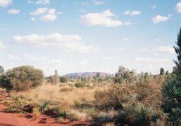 A trip to Uluru-Kata Tjuta National Park