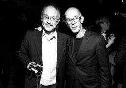"""Carsten Höller and Stefano Mancuso """"The Florence Experiment"""" interactive exhibition opening at..."""