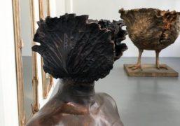 Claude Lalanne solo exhibition at Galerie Mitterrand, Paris
