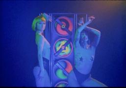 """Purple premieres Uni's next music video """"Electric Universe"""""""