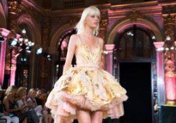 Redemption Haute Couture F/W 2018 show at InterContinental Paris