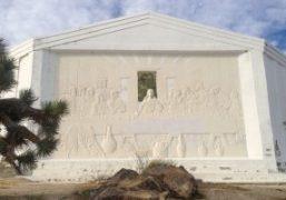 A Trip to Desert Christ Park, Yucca Valley by Hannah Bhuiya