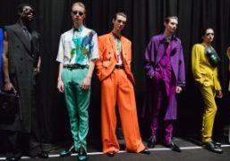 BERLUTI Men's S/S 2020 Backstage, Paris