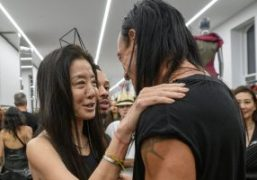 LEGASPI BY RICK OWENS and RICK OWENS BY DANIELLE LEVITT Book Signing...