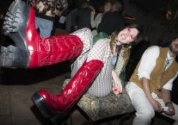 Milk Studios Holiday Party at Chateau Marmont, Los Angeles
