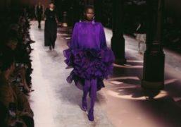 Givenchy Couture S/S 2020 at Le Réfectoire Des Cordeliers, Paris