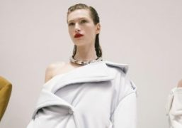 Proenza Schouler F/W 2020 Backstage at The IAC Building, New York