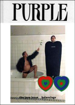 cover #3 balenciaga f/w 20/21