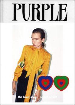 cover #8 saint laurent f/w 2020/21