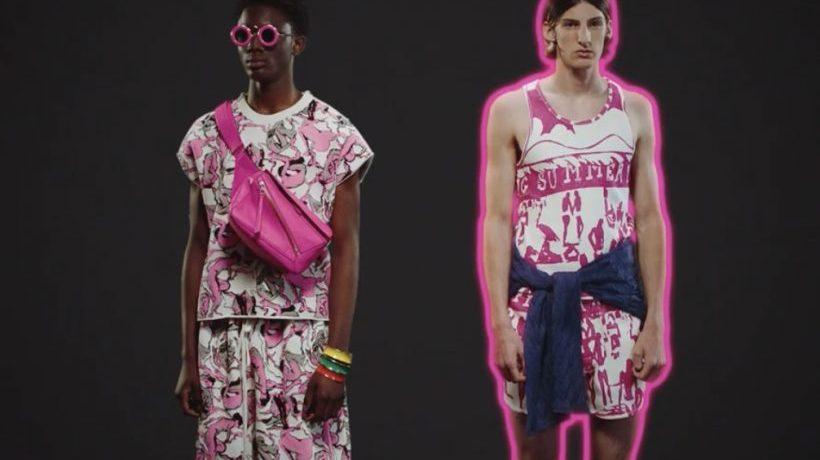 Loewe S/S 2022 Menswear