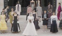 Chanel Couture F/W 2021 at Palais Galliera, Paris