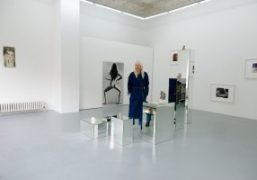 """""""I am Silver,"""" an exhibition by Lotta Antonsson at Dorothée Nilsson Gallery,..."""