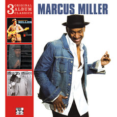 Marcus Miller Silver Rain - Live And More + Tales (3 Original Album Classics)