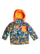 Little Mission - Snowboard Jacket for Boys - Quiksilver