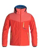 Mission Plus Mountain - Snowboard Jacket for Men - Quiksilver