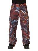 Travis Rice Porter 10K Printed Ins Pnt - Snowboard pants for Men - Quiksilver