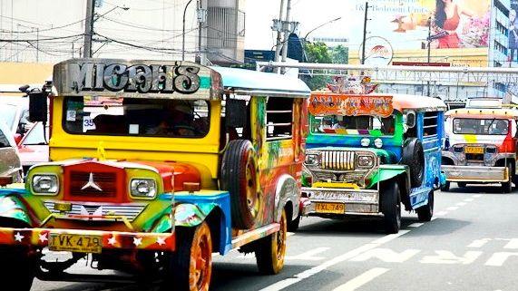 Jeepney Art | Waves Wi...