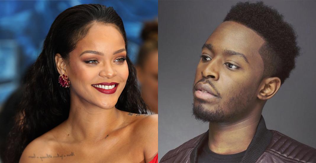 Il envoie un MP à Rihanna — Dadju