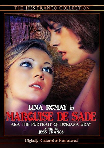 Jess Francos Marquise De Sade Uncut Region 1 Dvd Cover