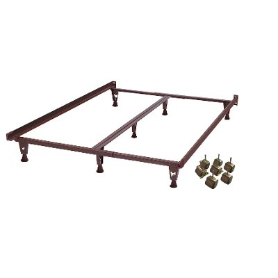 twin full hook on bed rails rc willey