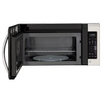 lg over the range microwave oven 2 0 cu ft stainless steel
