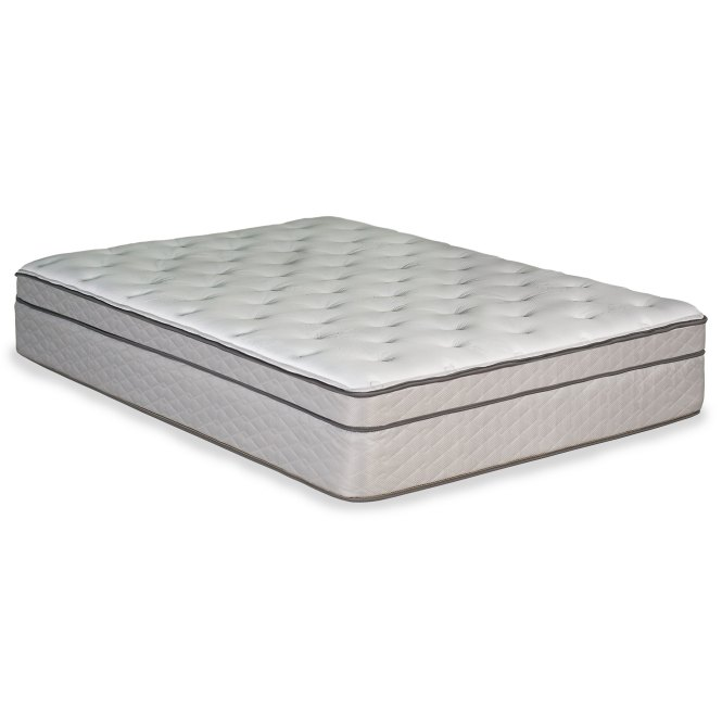929996 3030 Clearance Full Size Mattress Sunset Columbia Euro Top